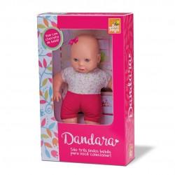 Boneca Bebê Dandara