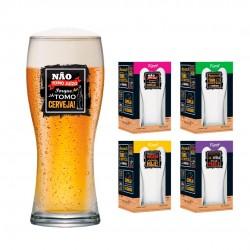 Copo Cerveja Bavaria Funny Frases