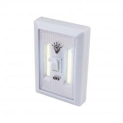 Luminária De Tomada Com LED