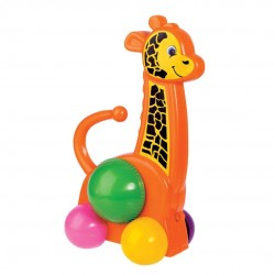 Girafa Colorida