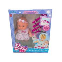 Boneca Betsy Doll Mestre-Cuca