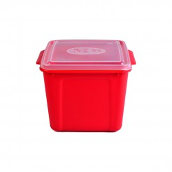 Caixa Organizadora Pure Com Abas 3,2 Litros