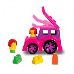 Carro Didático Solapa Pink