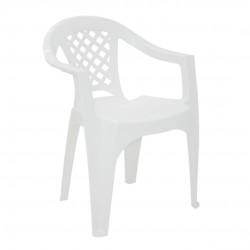 Cadeira Iguapé Branca Tramontina