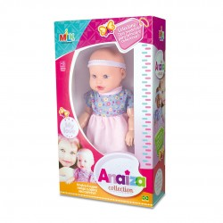 Boneca Bebê Anaiza Collection
