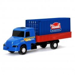 Caminhão Baú De Brinquedo