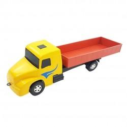 Caminhão De Brinquedo Carga Seca