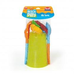 Kit Torre Beach Play Com 7 Peças