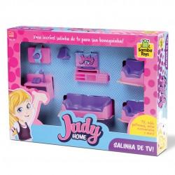 Judy Home Sala Com TV