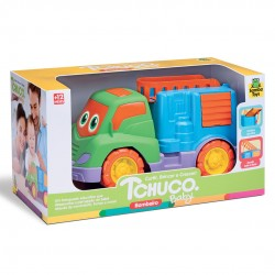 Caminhão Tchuco Baby Bombeiro