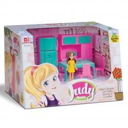 Judy Home Cozinha Com Boneca