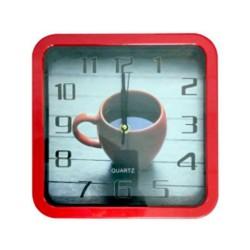 Relógio De Parede Quadrado Sortidos