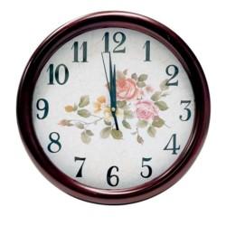 Relógio De Parede Color