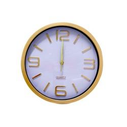 Relógio De Parede Redondo Color