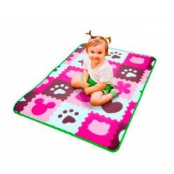 Tapete Infantil Portatil Com Proteção Térmica