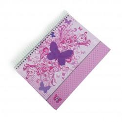 Caderno 10x1 200 Folhas Fly