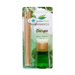 Difusor De Aromas Energia Limão Siciliano 120ml