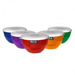 Kit Bowls 5 Peças