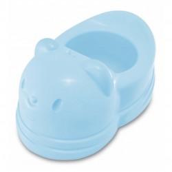 Peniquinho Infantil Fofura Azul Bebê