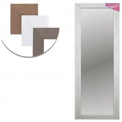 Espelho De Pendurar Emoldurado Retangular 1,18 Metros