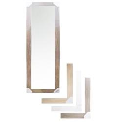 Espelho Emoldurado Retangular 37X118