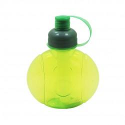 Garrafa Plástica Oval Color 650ml