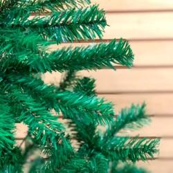 Árvore De Natal Amazonita 1,5 Metros 200 Galhos