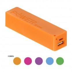 Carregador Portátil Color Power Bank