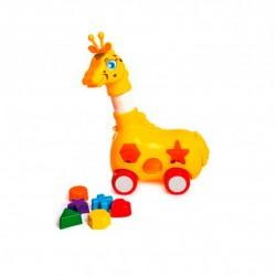 Girafa Puxa Estica