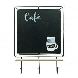 Gancho Decorativo Café