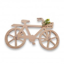 Gancho Decorativo Bicicleta