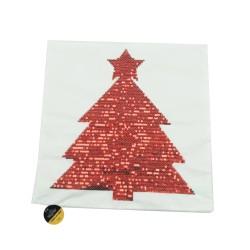 Capa De Almofada Paete Árvore De Natal