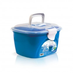 Maleta Lady Box Azul
