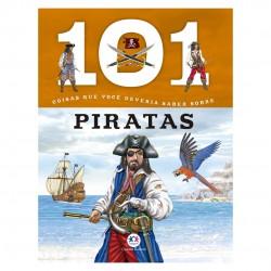 Livro 101 Coisas Que Você Deveria Saber Sobre Piratas