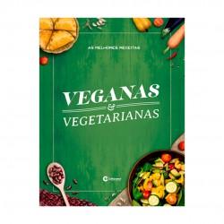 Livro As Melhores Receitas Veganas E Vegetarianas