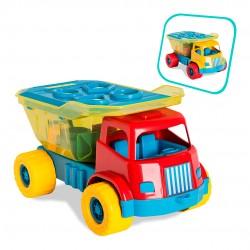 Caminhão Baby Land Dino Sabidinho