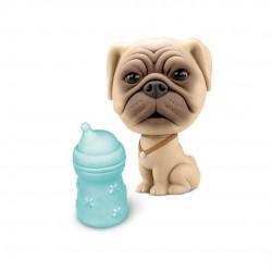 Bebê Canino Primeira Mamadeira