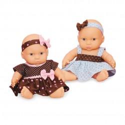 Boneca Bebê Coleção Chocolate