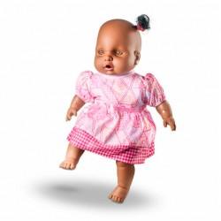 Boneca Bebê Judy Negra