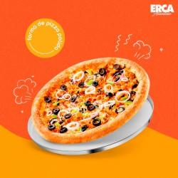 Forma Alumínio Para Pizza N40