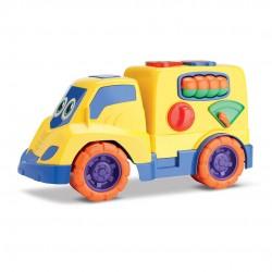 Caminhão Tchuco Baby Encaixes