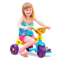 Triciclo Zoo Sem Haste