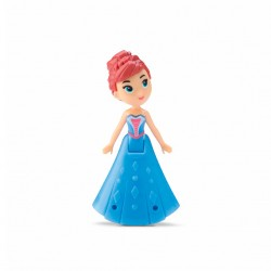 Judy Home Quarto Snow De Princesa Com Boneca