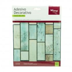 Cartela De Adesivos Decorativos Para Parede
