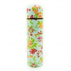 Garrafa Térmica Floral 500ml