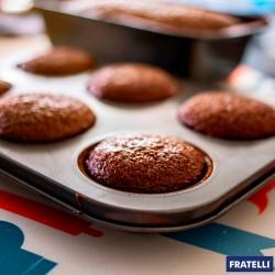Forma De Cupcake E Pão De Queijo 6 Espaços