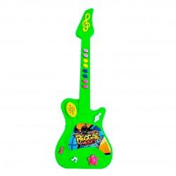 Happy Guitarra E Óculos