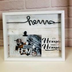 Porta Retrato Home/ Love 10x15