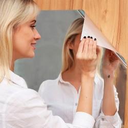 Espelho De Parede Decorativo Auto-Adesivo