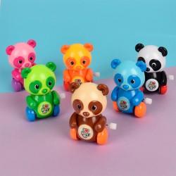 Brinquedo Ursinho Á Corda